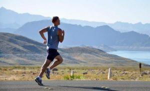 Chạy bộ rèn luyện sức khỏe