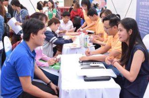 Ngày hội việc làm thanh niên TP.Hồ Chí Minh